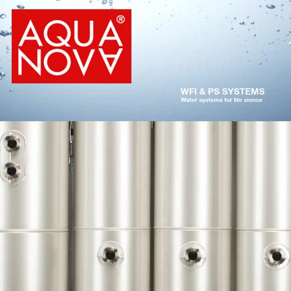 Destiladores Multi efecto WFI y producción de vapor puro