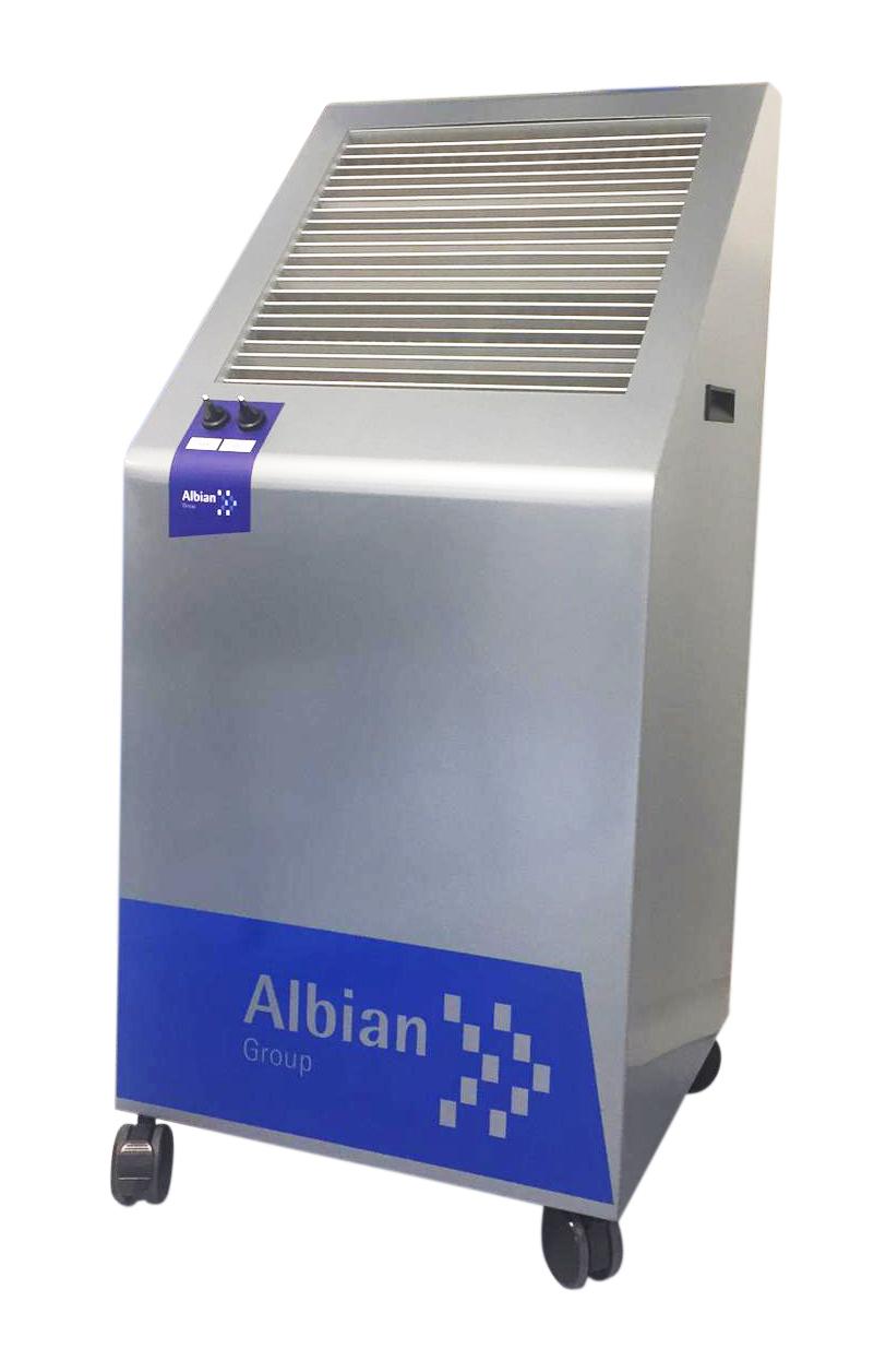 AIR PURIFYING EQUIPMENT Albian Group