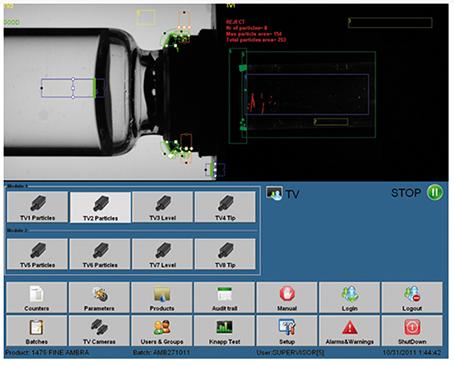 Inspección visual automática C2
