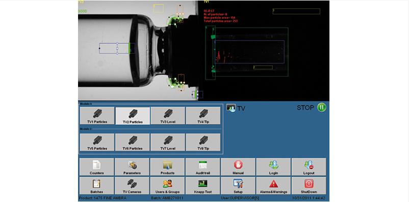 Inspección visual automática C3