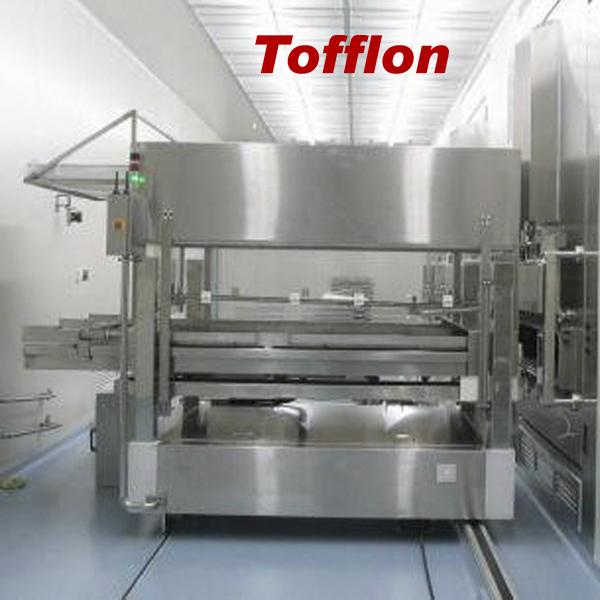 Liofilizadores- Tofflon - Albian Group