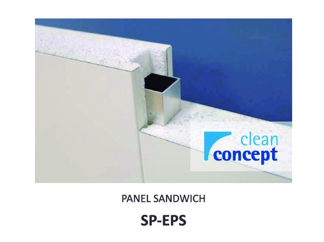 Panel Sándwich SP-EPS Albian Group