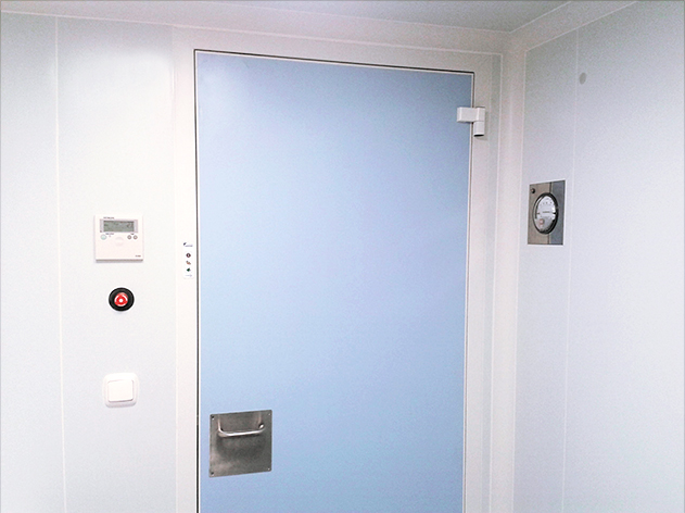 Puerta enrasada Clean Concept