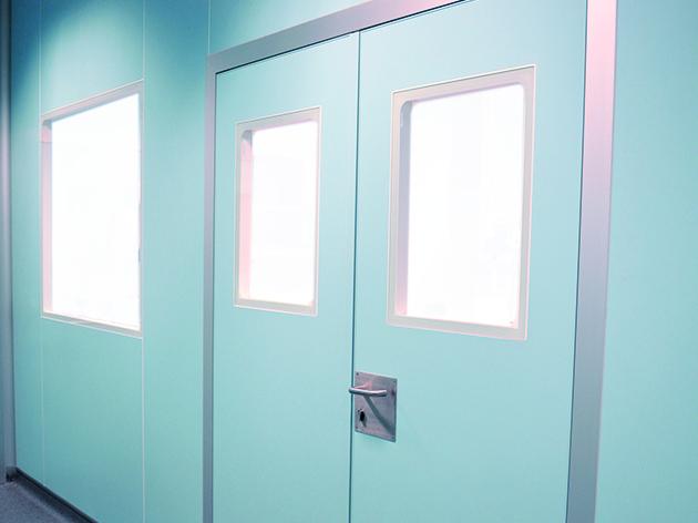 Puertas enrasadas cr 60 albian group - Mirillas digitales para puertas ...