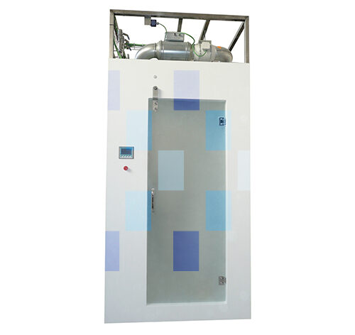 RLM650 water shower for animal rooms - Albian Group