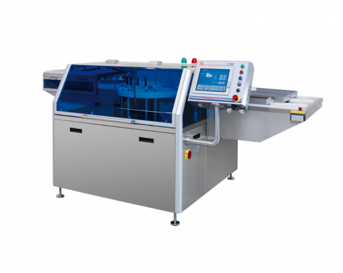 Máquina automática para Detección de fugas de ampollas y viales