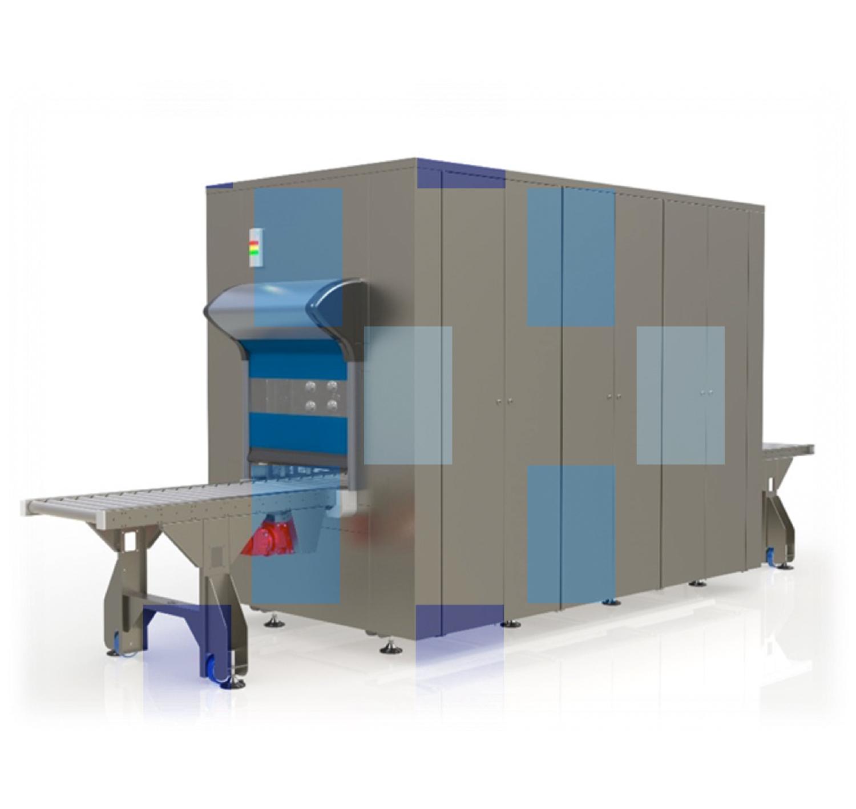 SAS Tunnel Douche à Air UV