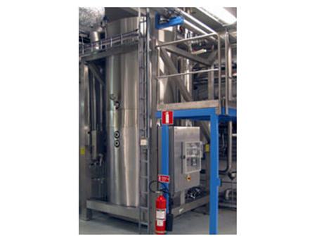 generador vapor puro - Albian Group