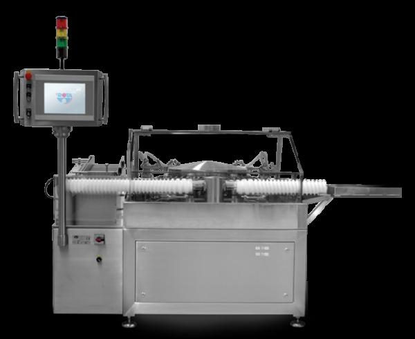 Producción estéril - lavadora ampollas viales