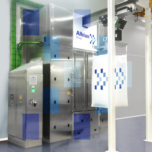 SAS Lifted Douche à air UV